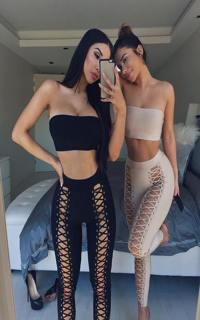 Проститутка Карина и Оксана