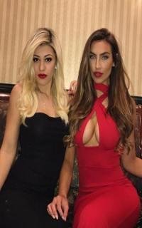 Проститутка Саша и Катя